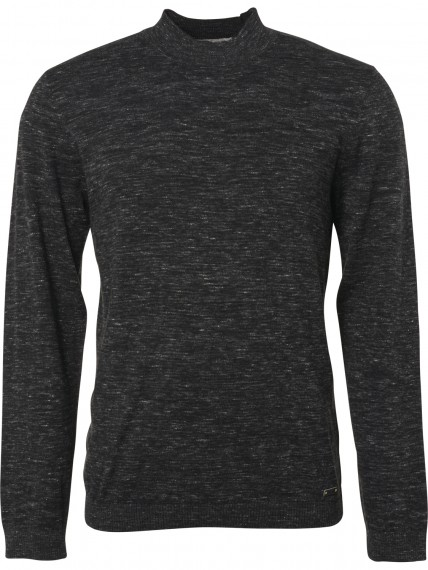 No Excess Pullover Turtle neck