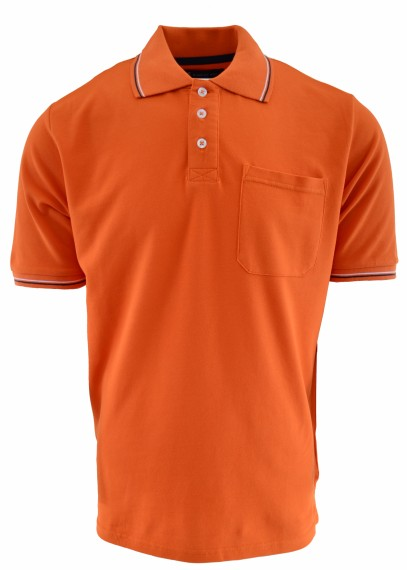 Robert Red Polo 1/2 Arm